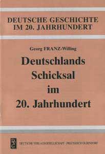Deutschland – Werte und Moral in Not und Gefahr
