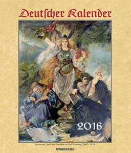 Deutscher Kalender 2016