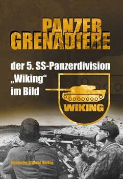 """Panzergrenadiere der 5. SS-Panzerdivision """"Wiking"""" im Bild"""