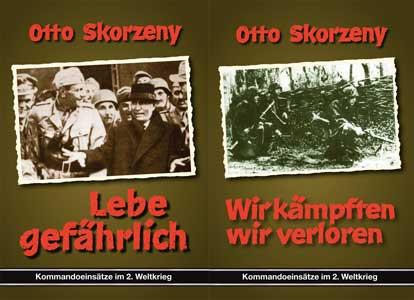 Deutsche Kommandoeinsätze im 2. Weltkrieg im Doppelpack