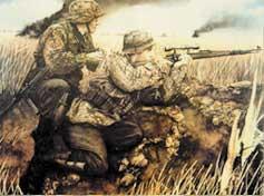 Waffen-SS im Ostfeldzug