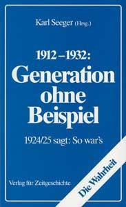 Generation ohne Beispiel