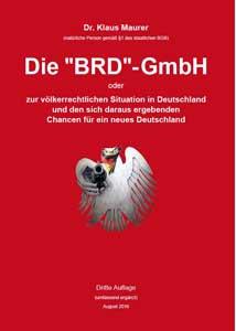 """Die """"BRD-GmbH"""""""