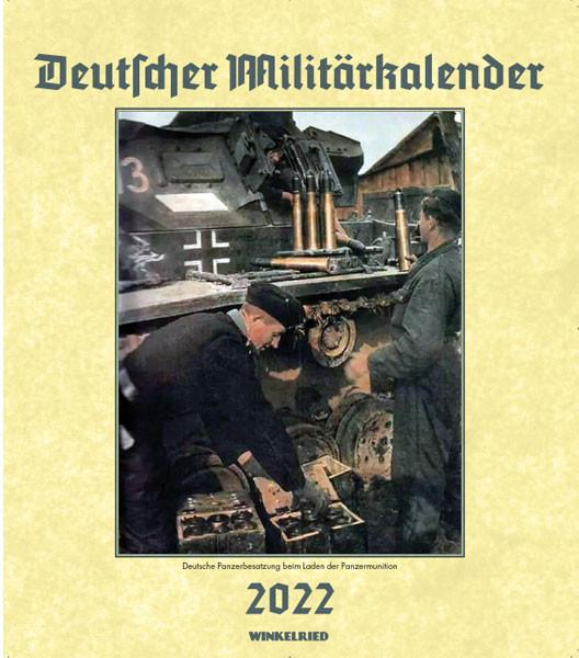 Deutscher Militärkalender 2022