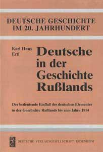 Deutsche in der Geschichte Rußlands